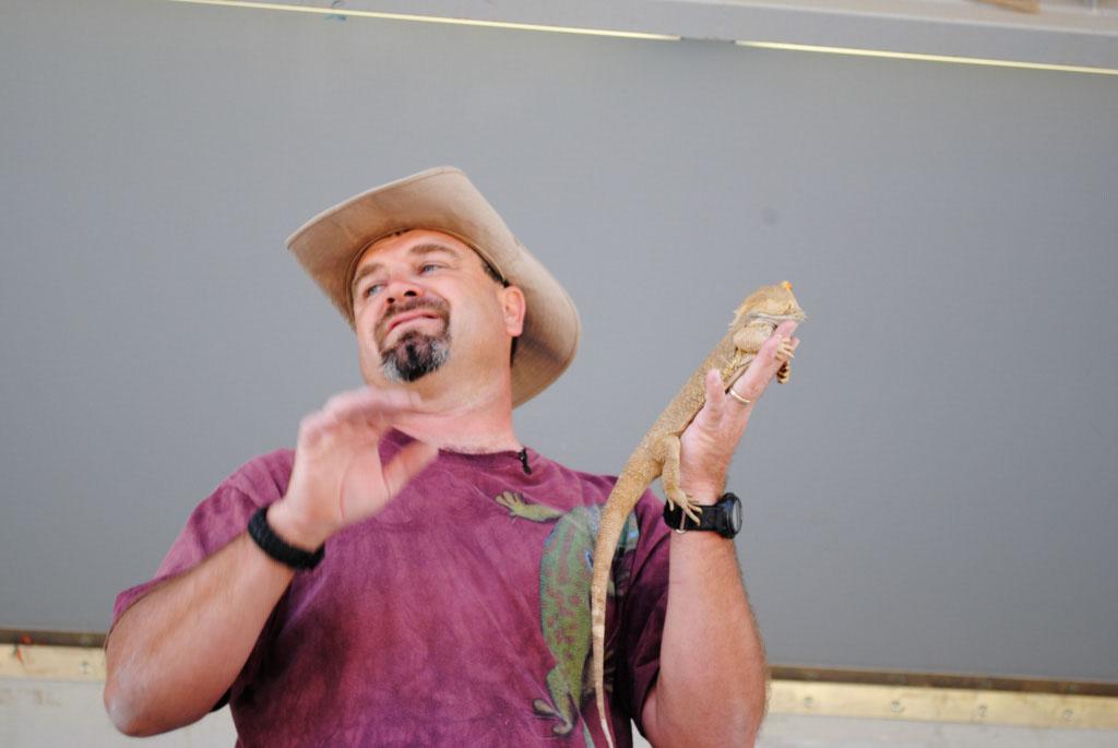 Apache Leap Wildman Phil and reptiles 008