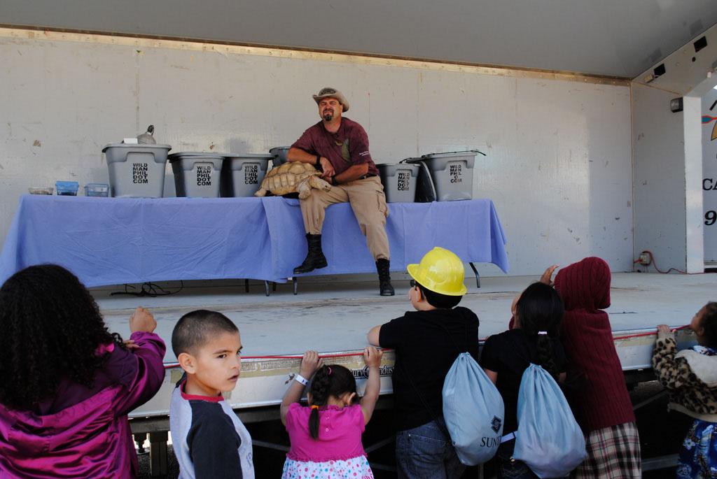 Apache Leap Wildman Phil and reptiles 011