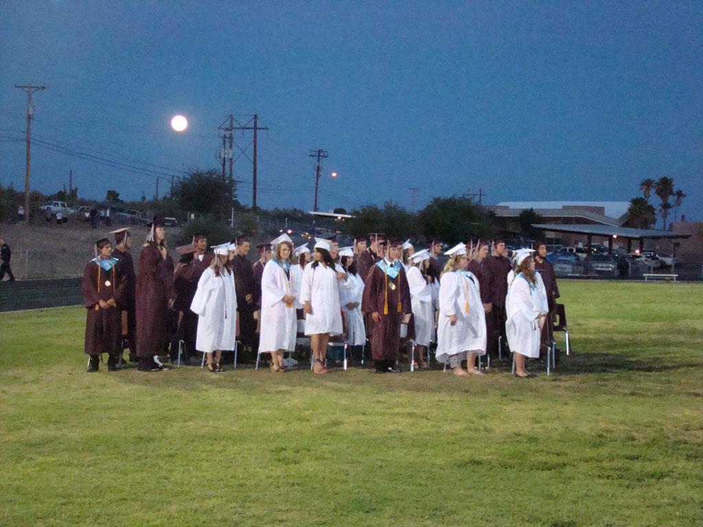 Ray HS Graduating Class 1