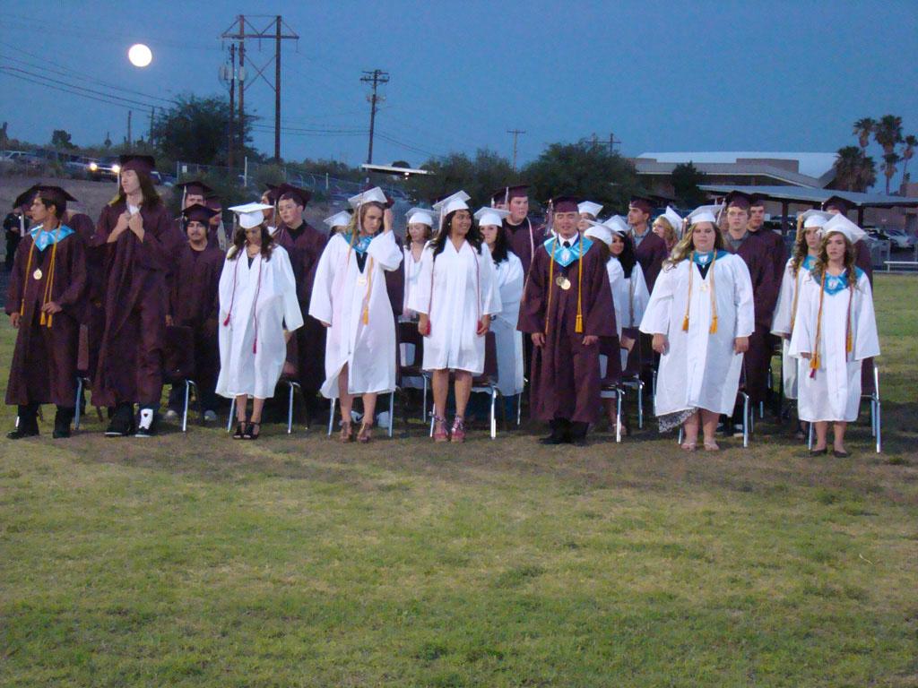 Ray HS Graduating Class