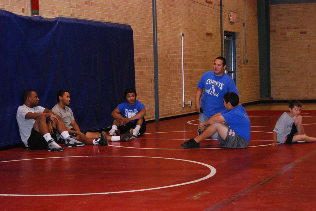 Wrestling Clinic_001