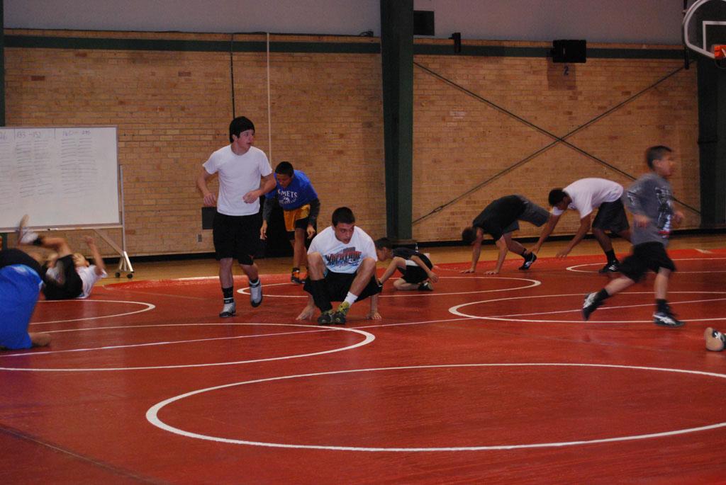 Wrestling Clinic_007