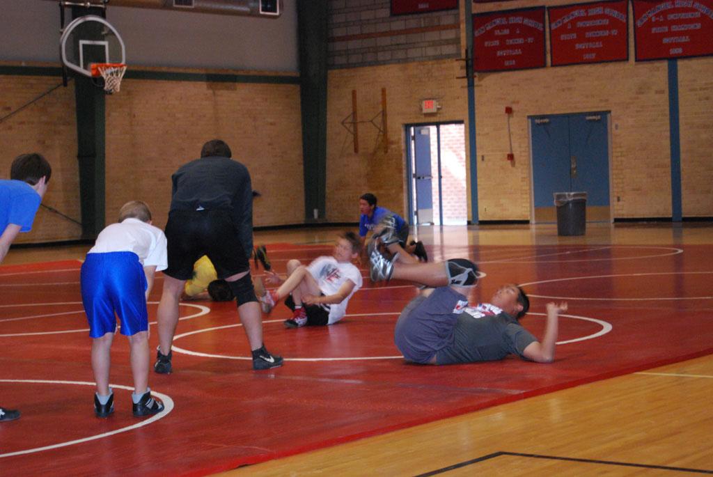 Wrestling Clinic_009