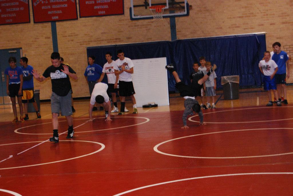 Wrestling Clinic_011