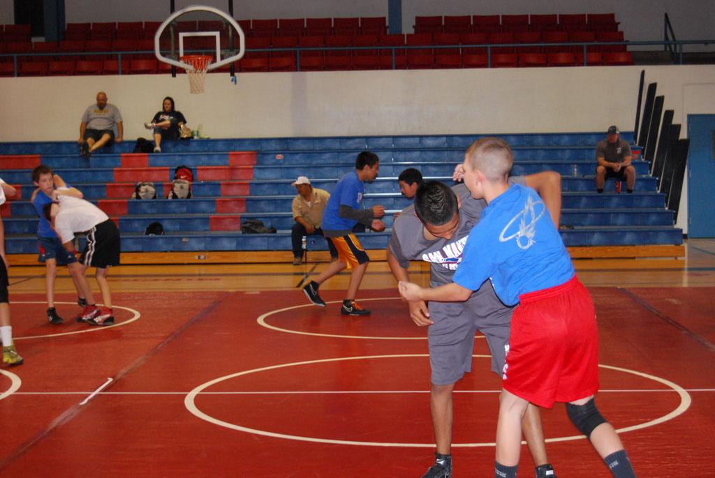 Wrestling Clinic_017
