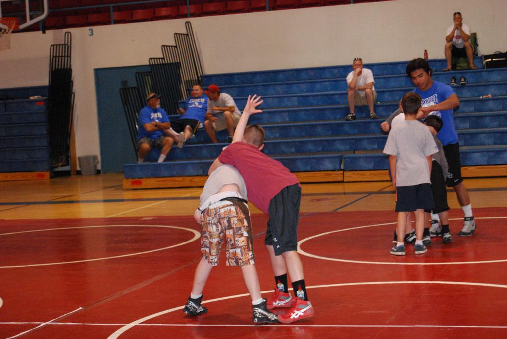 Wrestling Clinic_020