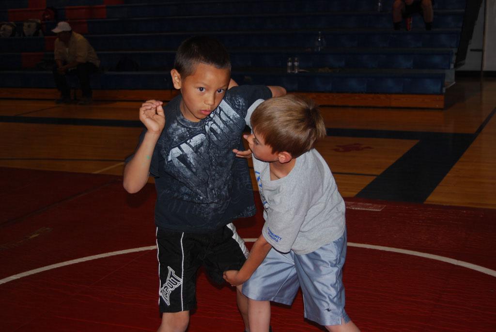 Wrestling Clinic_040