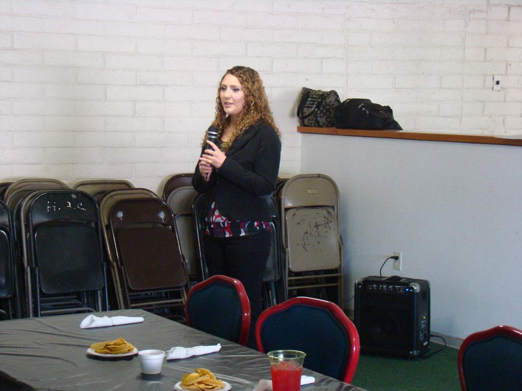 Maria Lopez Guest Speaker