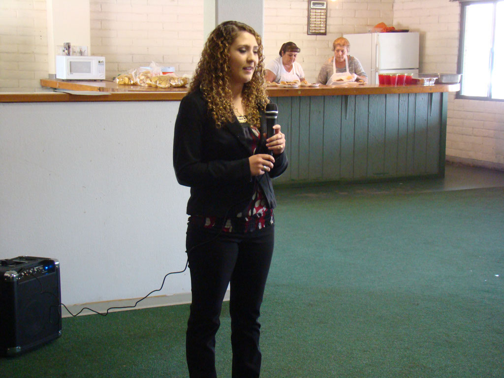 Maria Lopez Guest Speaker1