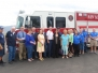 Oracle Ridge Mine Donation Ceremony