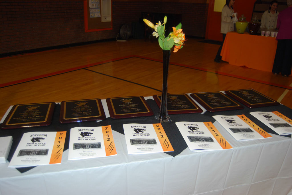 Superior High School Hall of Fame 5th Annual Induction Ceremony _018