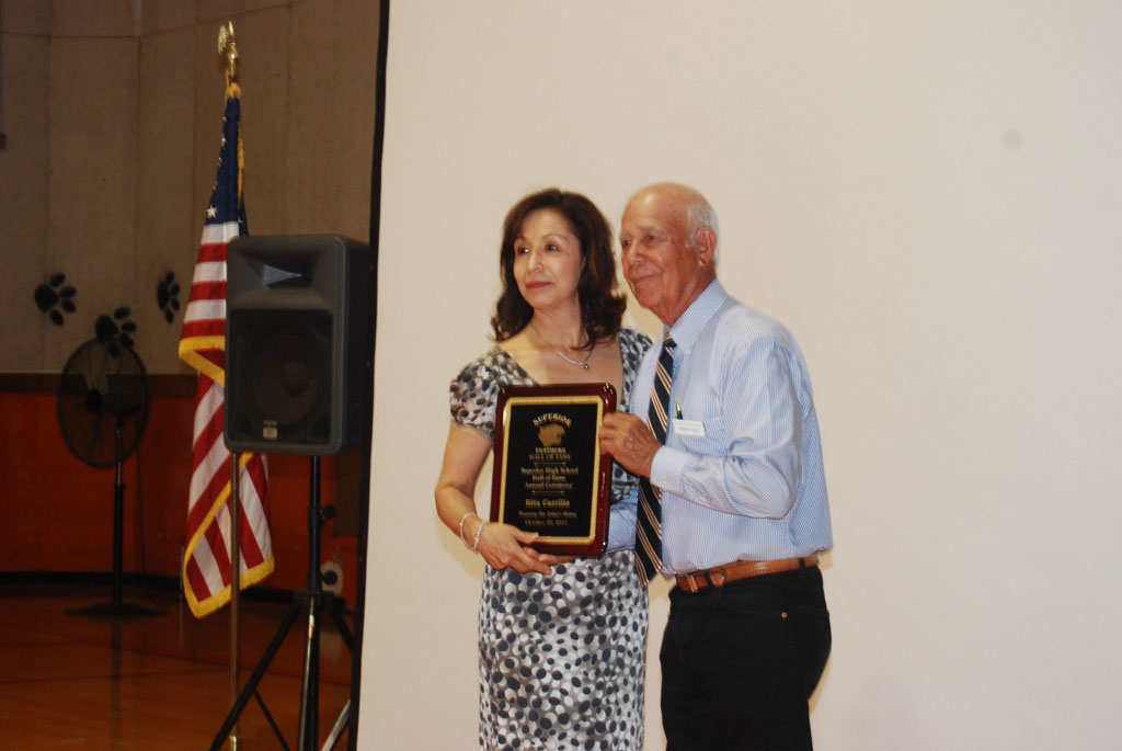 Superior High School Hall of Fame 5th Annual Induction Ceremony _061