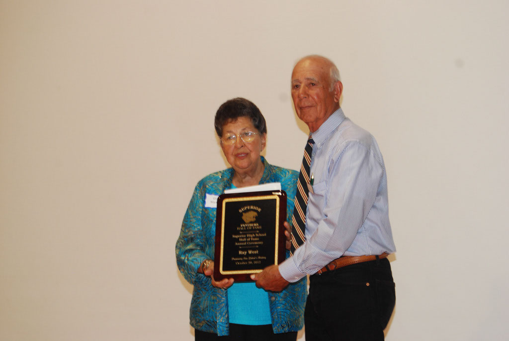 Superior High School Hall of Fame 5th Annual Induction Ceremony _076
