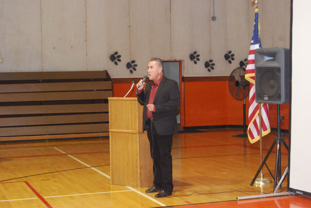 Superior High School Hall of Fame 5th Annual Induction Ceremony _084