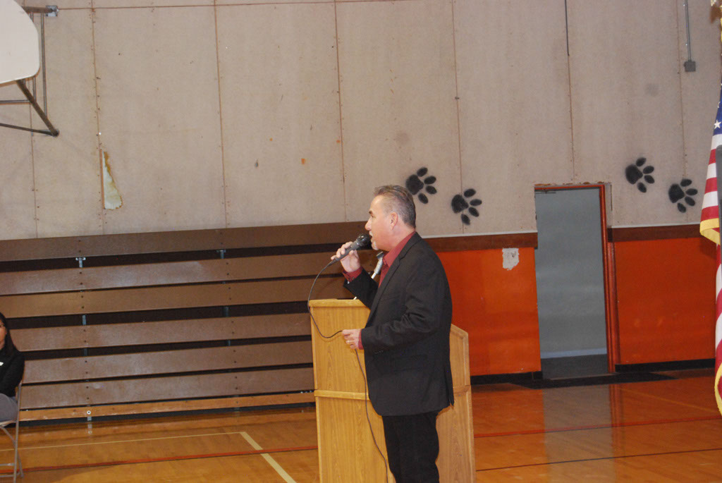 Superior High School Hall of Fame 5th Annual Induction Ceremony _086
