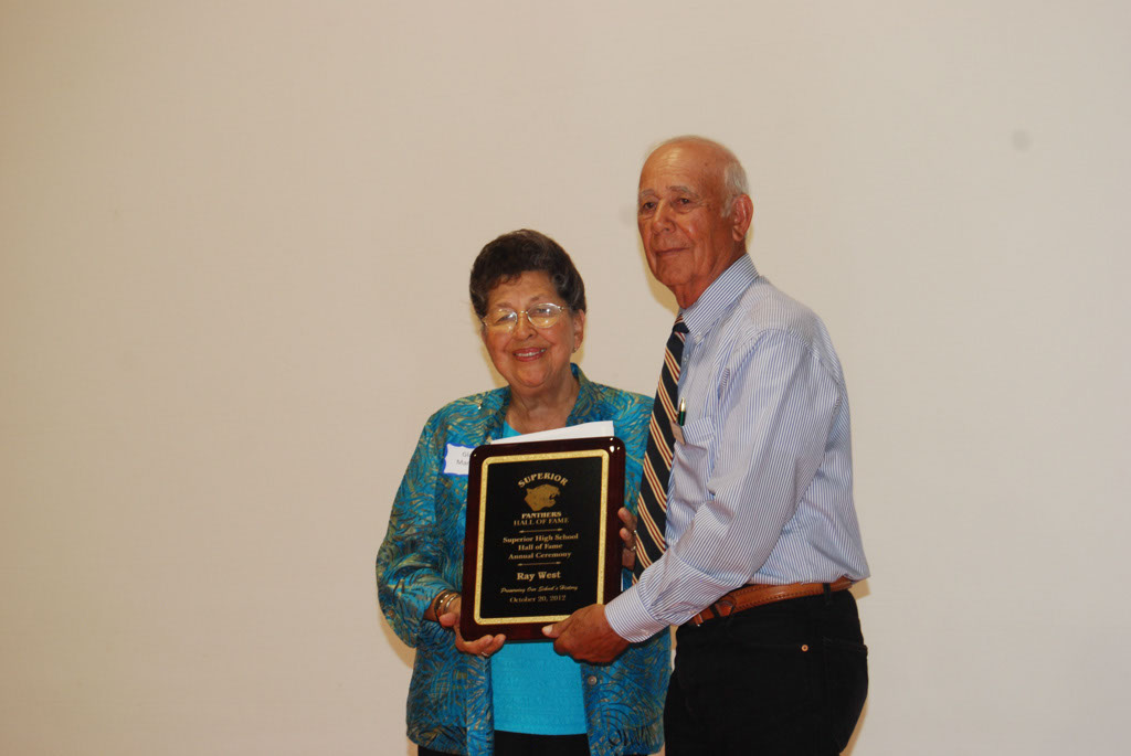 Superior High School Hall of Fame 5th Annual Induction Ceremony _100