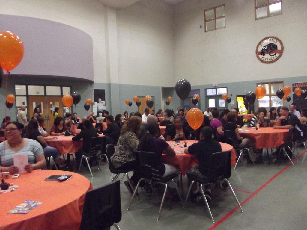 Jr. High Sports Banquet 016