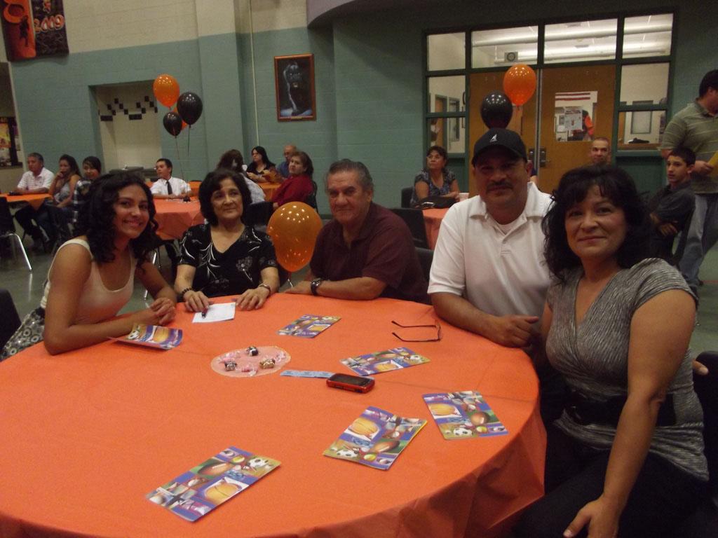 Jr. High Sports Banquet 031