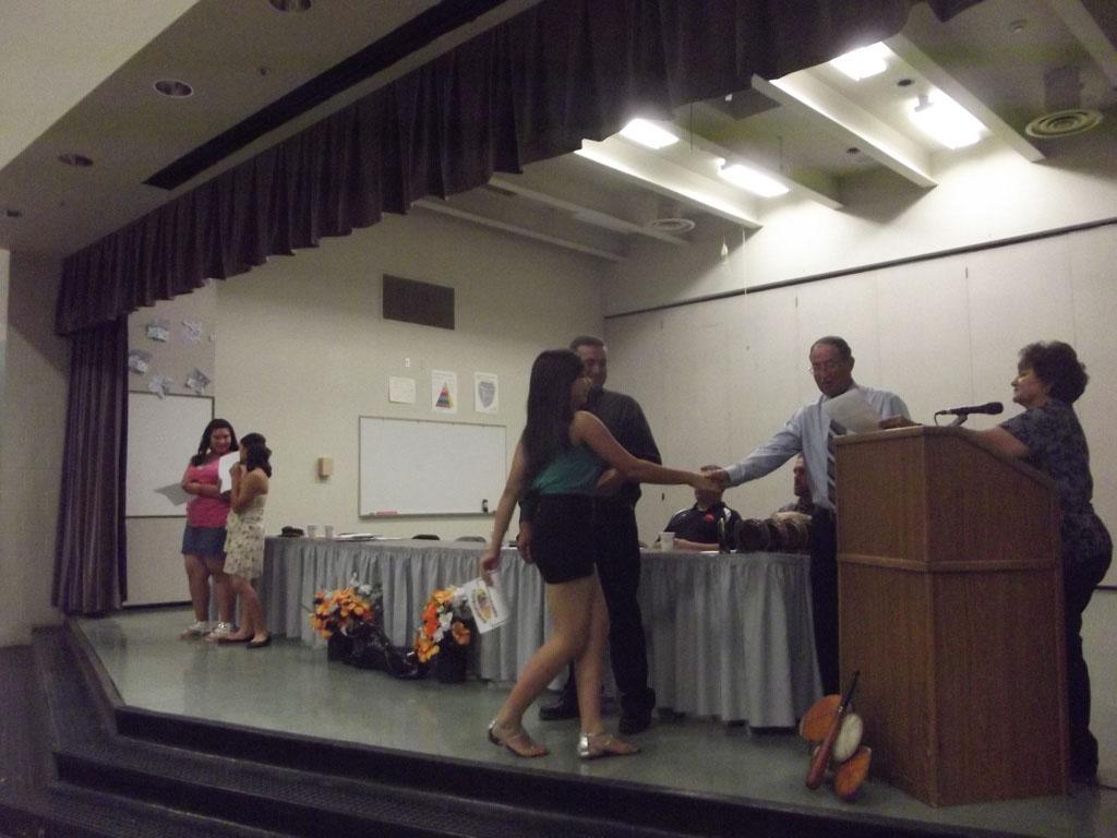Jr. High Sports Banquet 077