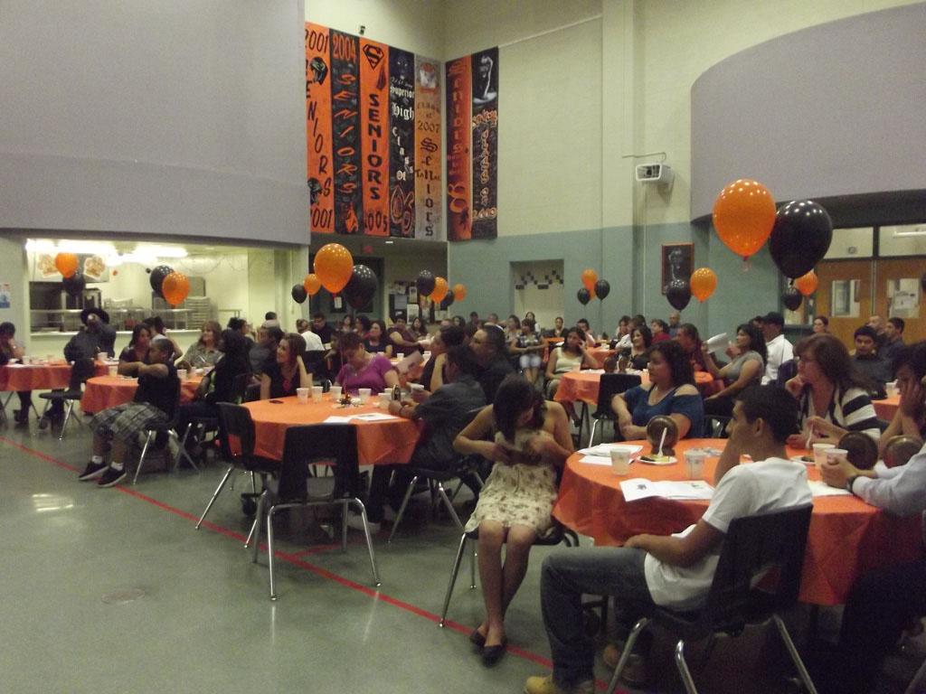 Jr. High Sports Banquet 103