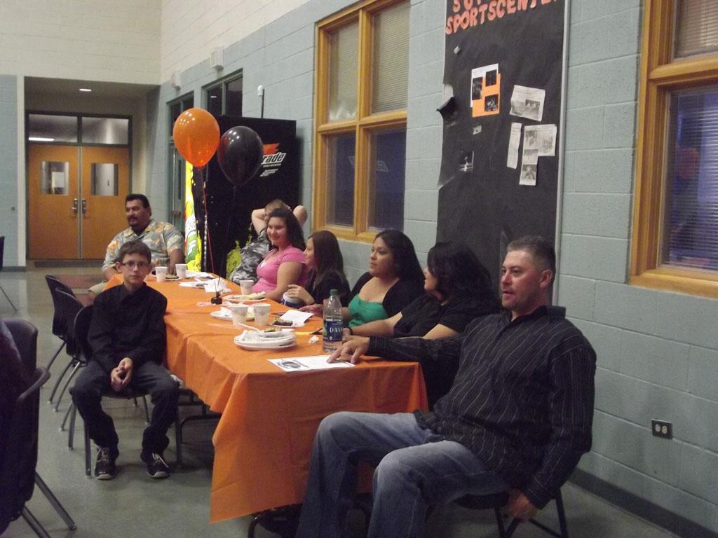 Jr. High Sports Banquet 104