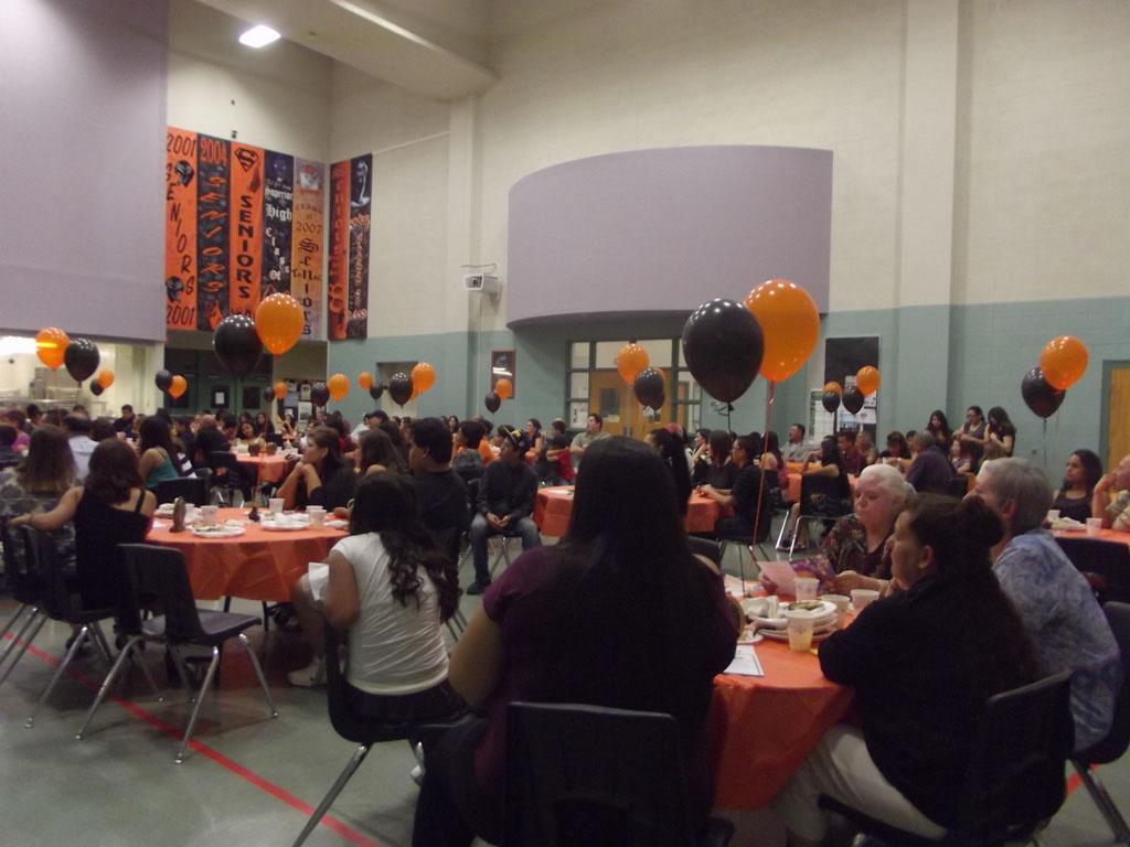 Jr. High Sports Banquet 105