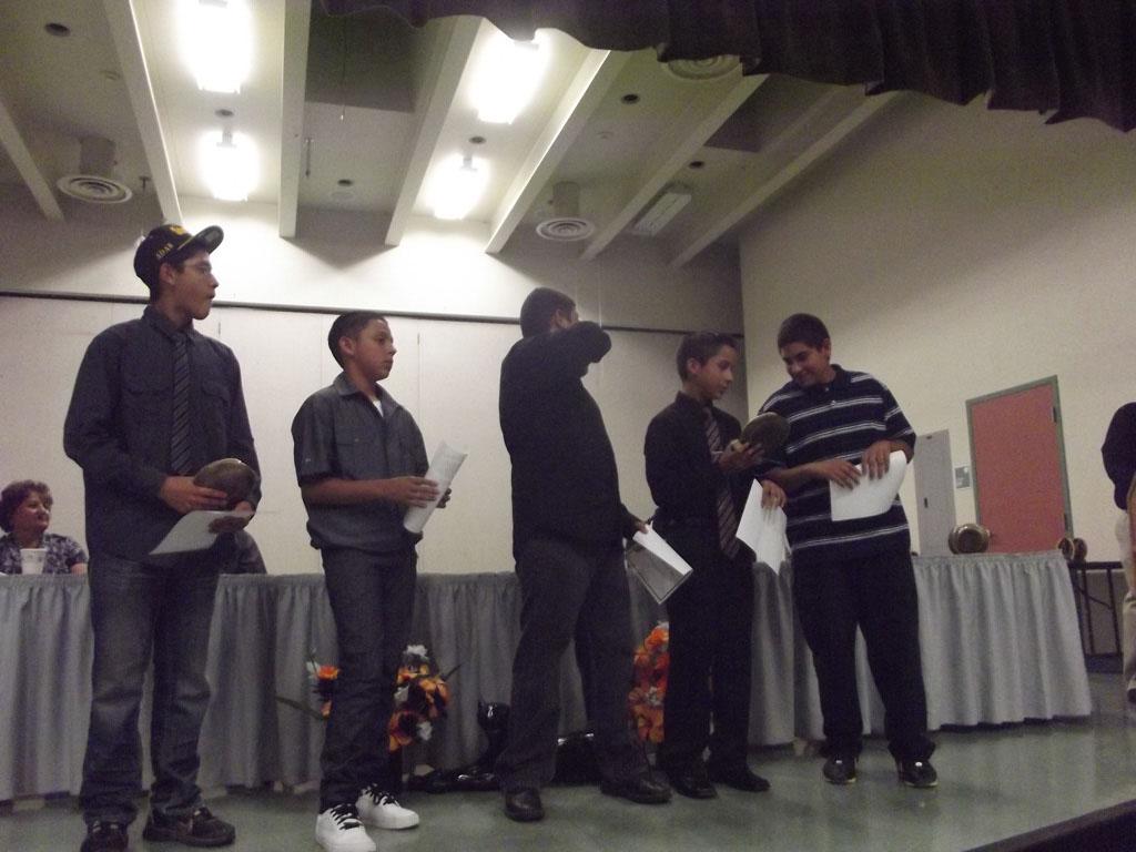 Jr. High Sports Banquet 113