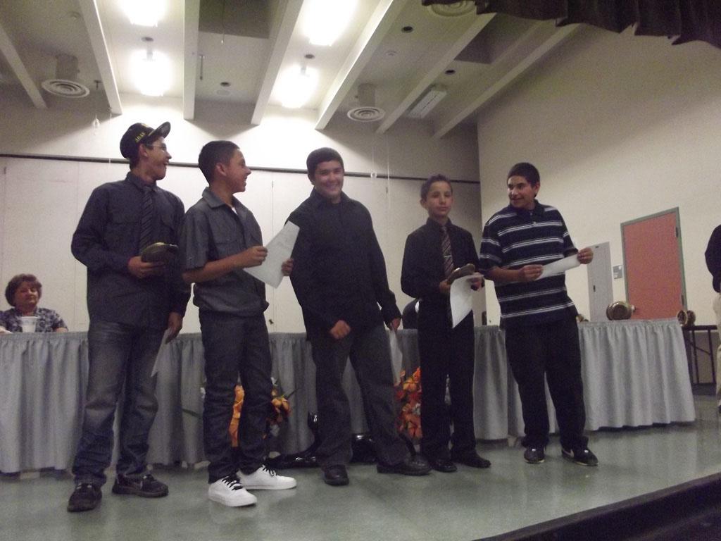 Jr. High Sports Banquet 114