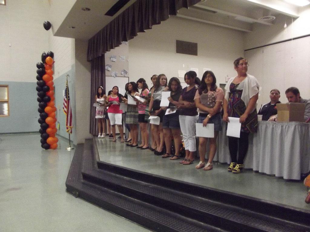 Jr. High Sports Banquet 119