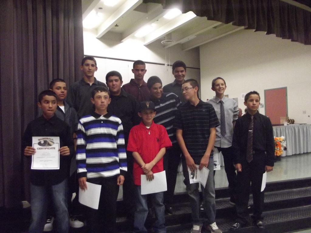 Jr. High Sports Banquet 128