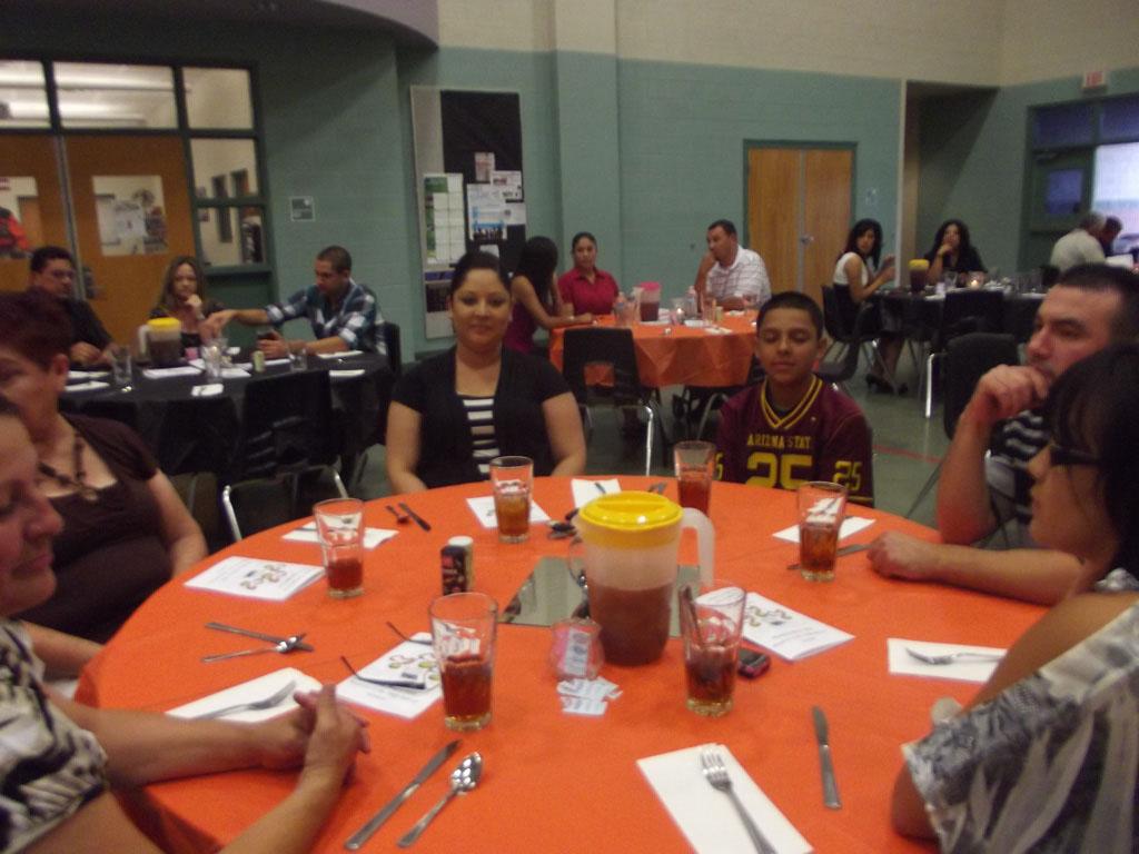 Optimist Honor Roll Banquet 2012 001