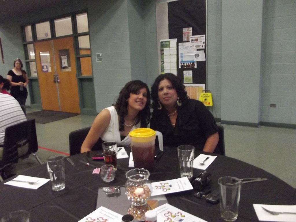 Optimist Honor Roll Banquet 2012 005