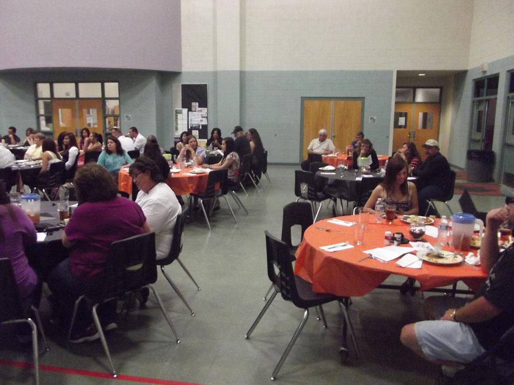 Optimist Honor Roll Banquet 2012 024