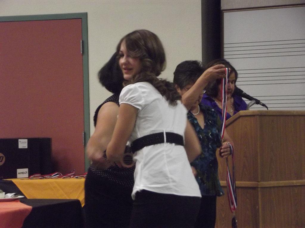 Optimist Honor Roll Banquet 2012 028
