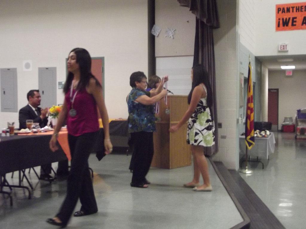 Optimist Honor Roll Banquet 2012 033