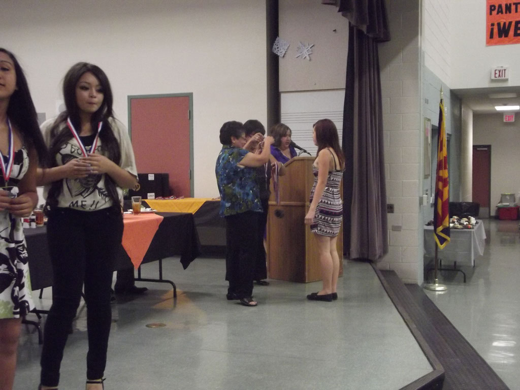 Optimist Honor Roll Banquet 2012 035