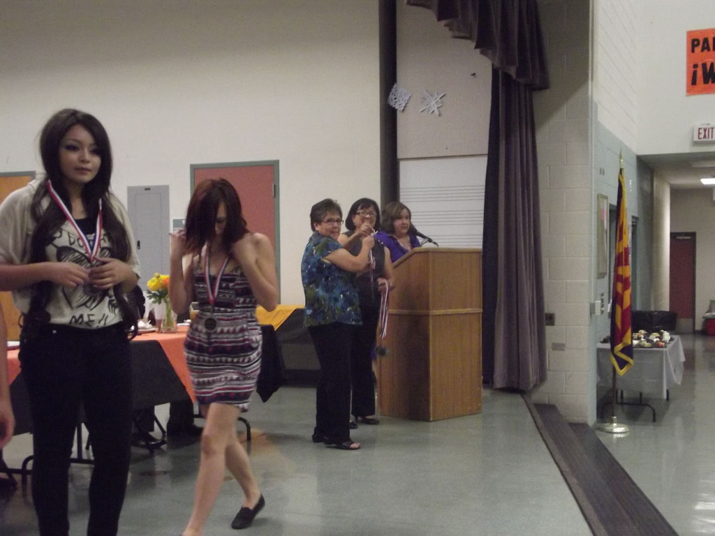 Optimist Honor Roll Banquet 2012 036