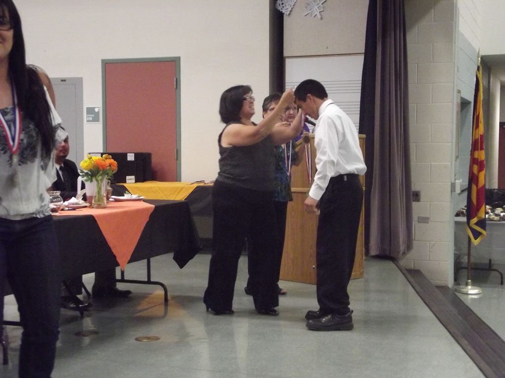 Optimist Honor Roll Banquet 2012 043