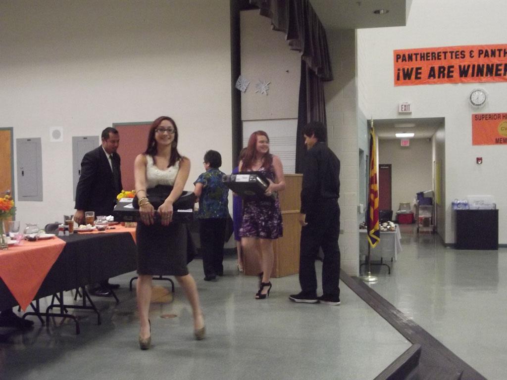 Optimist Honor Roll Banquet 2012 045