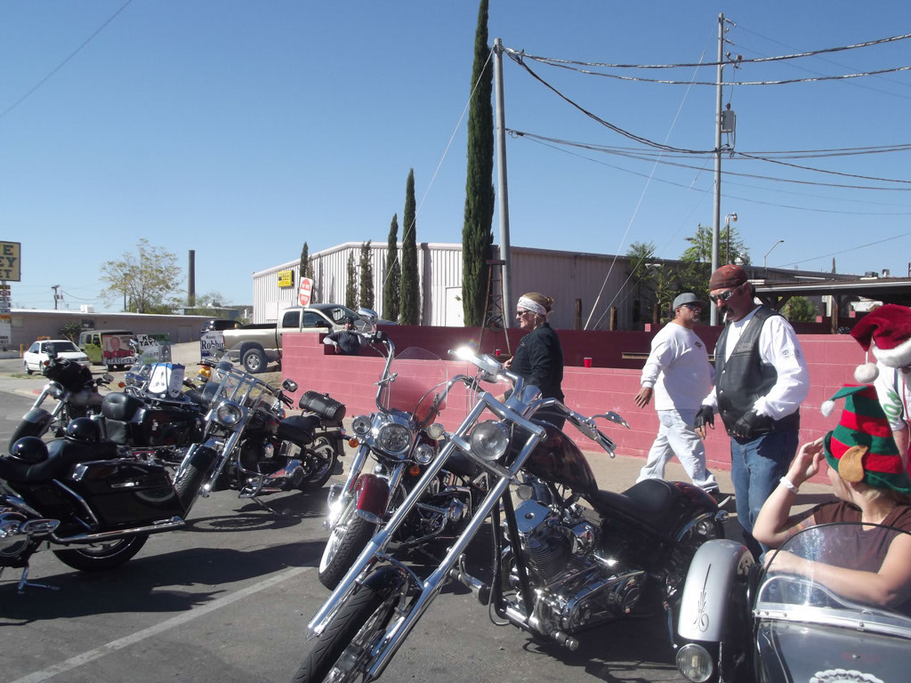 Independent Riders Toy Run _014