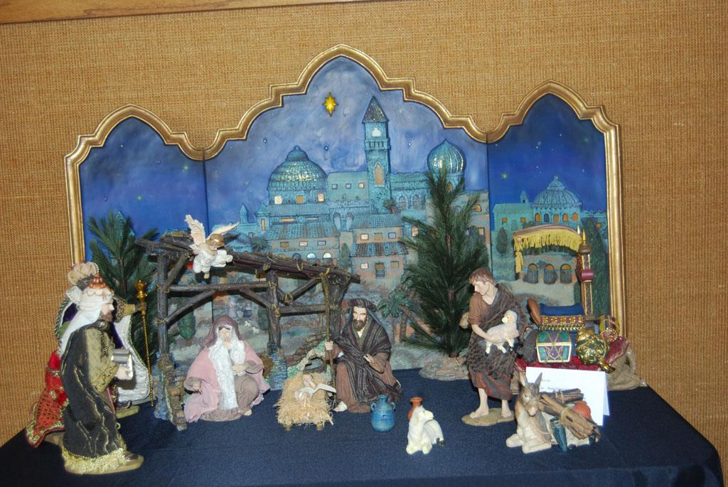 Nativity Display_203
