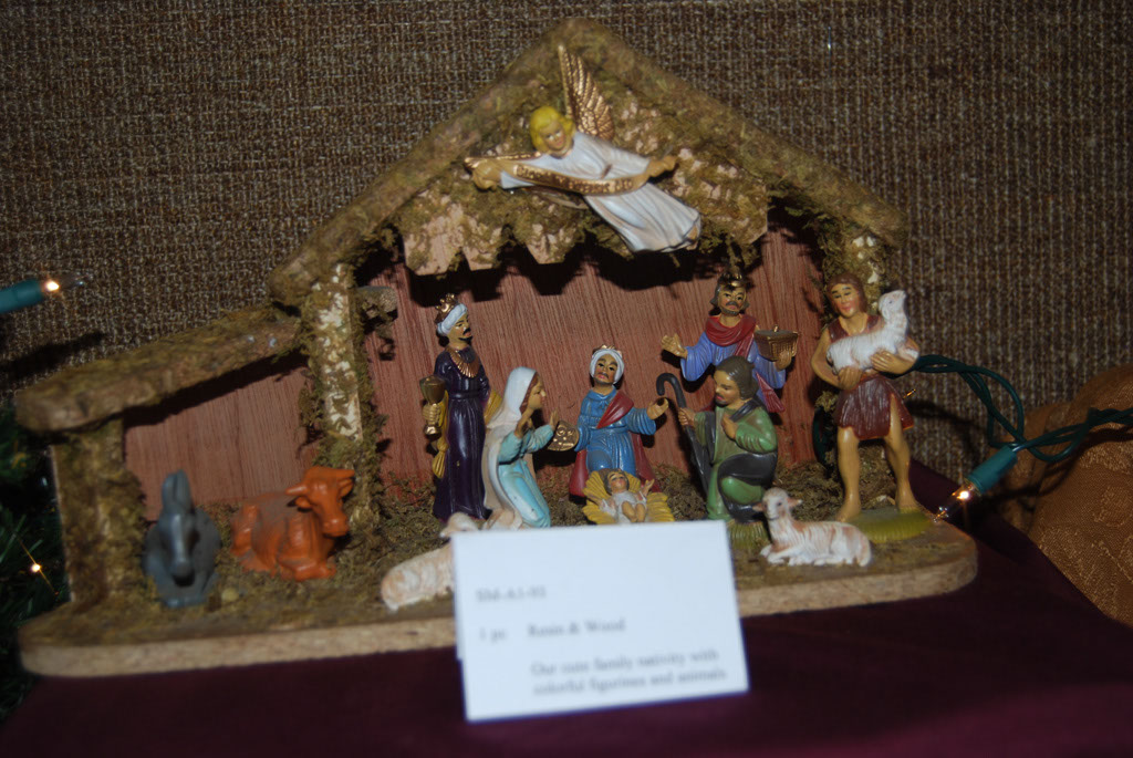 Nativity Display_250