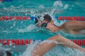 Alec Newman 400M Freestyle