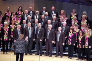 ANADA Del ORO BARBERSHOP CHORUS with the TUCSON DESERT HARMONY Sweet Adeline Chorus