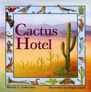 CactusHotelBookCover