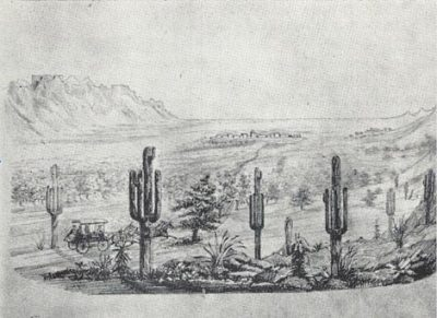 the-overland-mail-approaching-tucson-in-1859