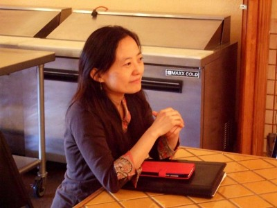Dr. Chingwen Cheng, PhD, PLA, LEED AP. Cheng is an Assistant Professor of Landscape Architecture at The Design School of the Herberger Institute for Design and the Arts and she is a Senior Sustainability Scientist at the School of Sustainability at ASU.