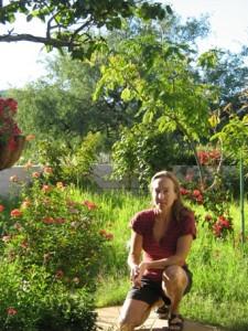 Gardening with Danie