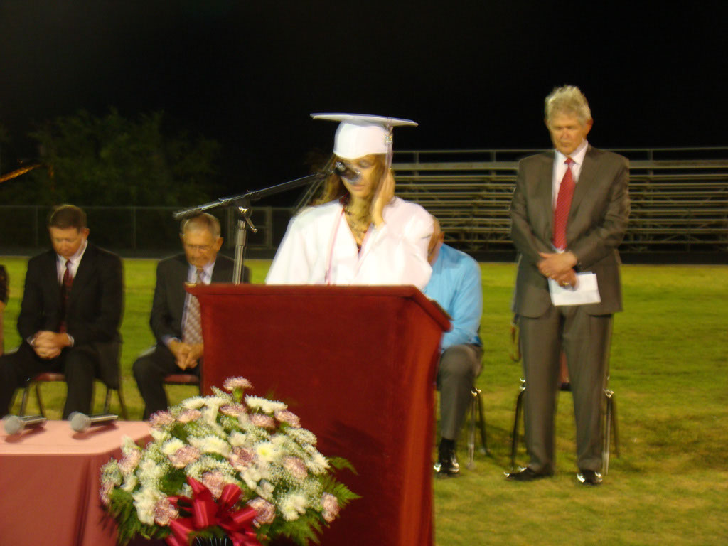 Cierra Huffman Benediction