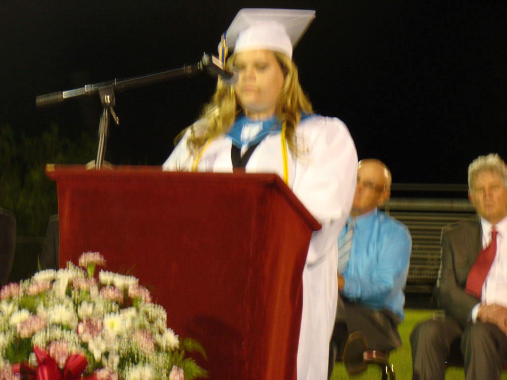Haleigh Osborn Salutatorian1